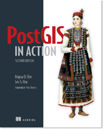 Buy PostGIS in Action, 2nd edition from Amazon or Manning